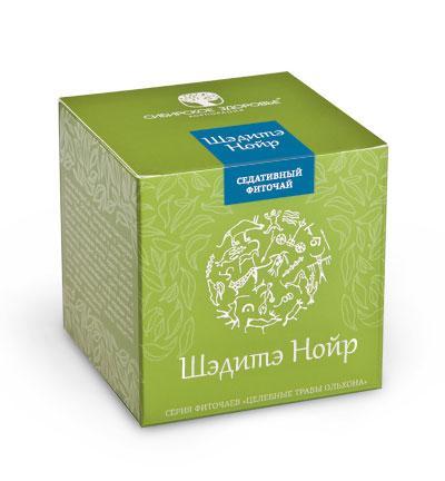 БАД Фиточай Шэдитэ Нойр (Волшебный сон) зеленая упаковка