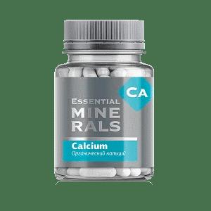 Органический кальций — Essential Minerals