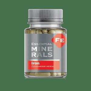 Органическое железо — Essential Minerals