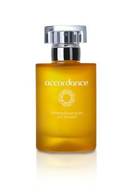 Парфюмерная вода для женщин Accordance Эко'данс (Гармония)