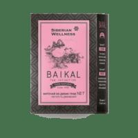 Фиточай из диких трав № 7 (Легкость движений) - Baikal Tea Collection