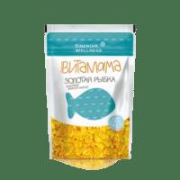 Золотая рыбка. Комплекс омега-3 кислот для детей - Витамама