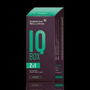 IQ Box / Интеллект — Набор Daily Box