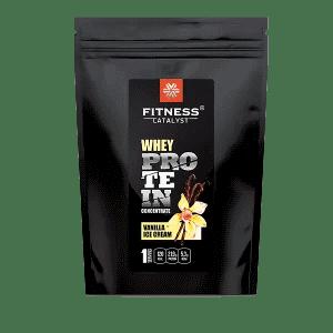 Сывороточный протеин Fitness Catalyst (ванильное мороженое)