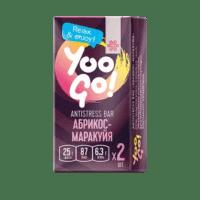 Antistress-батончик (абрикос-маракуйя) - Yoo Gо