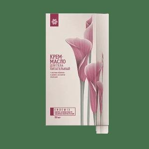 Крем-масло для тела питательный — косметика с комплексом ENDEMIX™