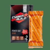 Dual Shot (кофе), батончик энергетический - Cyber Build