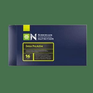 Detox Pro.Active — Siberian Super Natural Nutrition