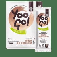 Питательный коктейль Фундук и зеленая гречка - Yoo Gо