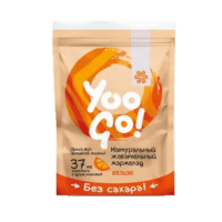 Натуральный жевательный мармелад (апельсин) - Yoo Gо