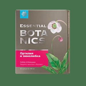 Ортилия и Зимолюбка — Essential Botanics