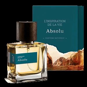 Absolu (Абсолют), парфюмерная вода — L'INSPIRATION DE SIBÉRIE