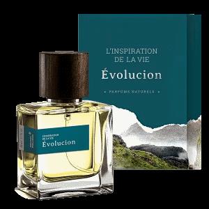 Évolucion (Эволюция), парфюмерная вода — L'INSPIRATION DE SIBÉRIE