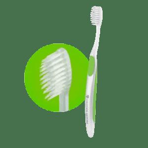 Зубная щетка Nano Silver