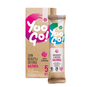 Напиток Skin Beauty & Defense (малина) — Yoo Gо