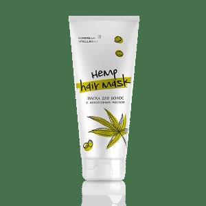 Маска для волос с конопляным маслом – Siberian Wellness