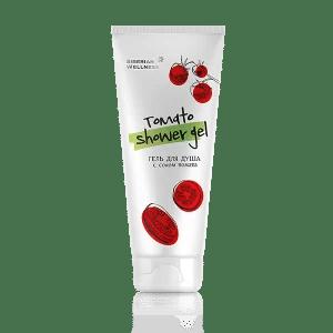 Гель для душа с соком томата — Siberian Wellness