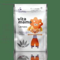 Lactopus, хрустящие шарики с какао-маслом (шоколад) - Vitamama