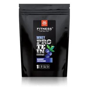 Сывороточный протеин Fitness Catalyst (черничный чизкейк)